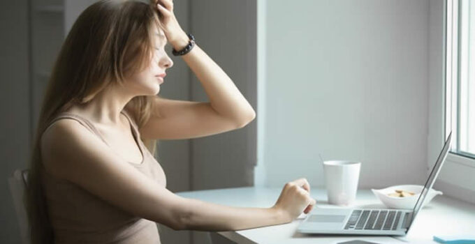 Errores comunes al buscar empleo por internet